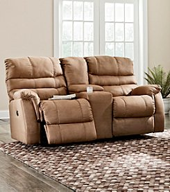 Lane® Garrett Power Reclining Loveseat