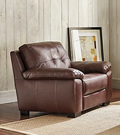 Chateau d'Ax Jackson Leather Chair