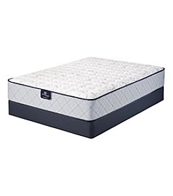 Serta Perfect Sleeper Trescott Firm Mattress & Box Spring Set
