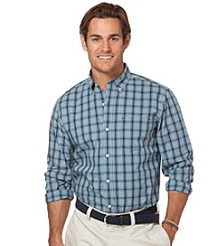 Chaps® Men's Long Sleeve Galleon Plaid Woven