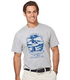 Chaps® Men's Short Sleeve Light House Graphic Tee