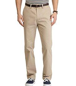 Nautica® Men's Classic Flat Front Deck Pant