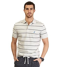 Nautica® Men's Short Sleeve New Stripe Polo
