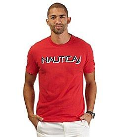Nautica® Men's Short Sleeve Nautica Crew Tee