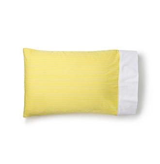 Ralph Lauren Bengal-Striped Standard Pillowcase