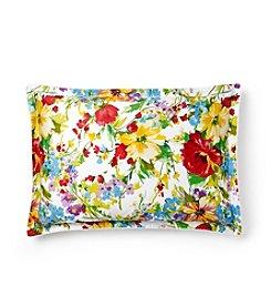 Ralph Lauren Watch Hill Floral Standard Sham