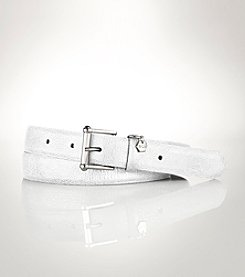Lauren Ralph Lauren Stingray Sculpted Belt