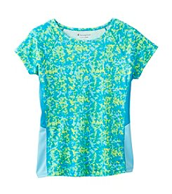 Champion® Girls' 7-16 Pieced Scoop Neck Tee