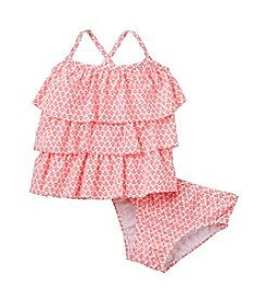 Carter's® Girls' 2T-4T Anchor Print Tankini Set