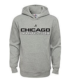 Majestic Boys' 8-20 Chicago White Sox Fleece Hoodie
