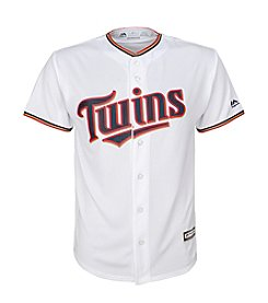 Majestic Boys' 8-20 Minnesota Twins Replica Jersey