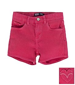 Levi's® Girls' 4-6X Summer Love Shorts