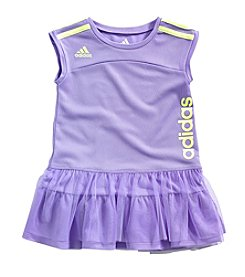 adidas® Girls' 2T-6X Twist Dress