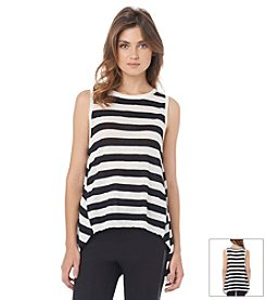 Sam Edelman™ Striped Sweater Tank