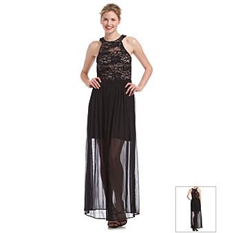 Upc 714455061706 Morgan Co Lace Chiffon Dress Upcitemdbcom