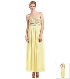As U Wish® Embelished Bodice Dress