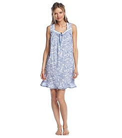 Aria® Paisley Sleep Gown