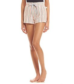 Tommy Hilfiger® Lace Cord Stripe Sleep Shorts