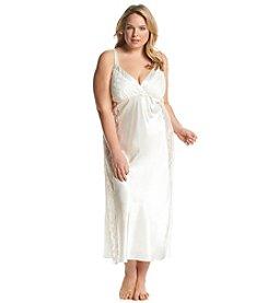 Flora Nikrooz Plus Size Lace Heaven Gown
