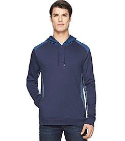 Calvin Klein Men's Long Sleeve Interlock Hoodie