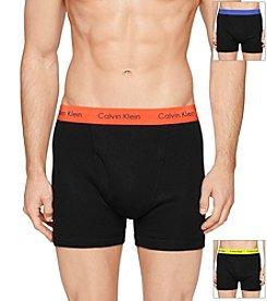 Calvin Klein Men's 3 Pack Cotton Classics Boxer Briefs