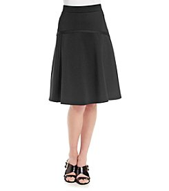 NY Collection Skater Skirt