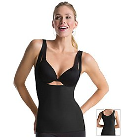 ASSETS® Red Hot Label™ by Spanx Clever Controllers Open Bust Slimming Tank
