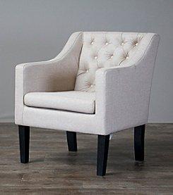 Baxton Studios Brittany Club Chair