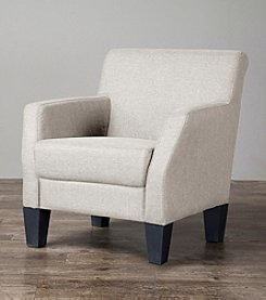 Baxton Studios Silhouettes Club Chair