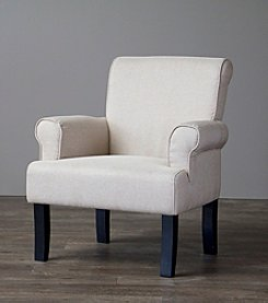 Baxton Studios Classics Collection Wing Chair