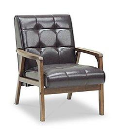Baxton Studios Mid-Century Masterpieces Club Chair
