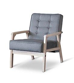 Baxton Studios Mid-Century TIMOR Club Chair