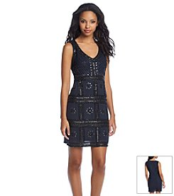 Adrianna Papell® Beaded Dress