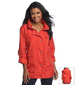 Jones New York Signature® Petites' Anorak