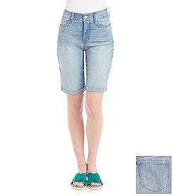 NYDJ® Roll Cuff Jean Shorts