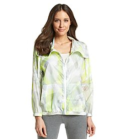 DKNY JEANS® Paint Splash Print Jacket