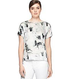 Calvin Klein Jeans® Printed Box Tee