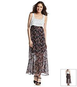 Oneworld® Floral Maxi Dress