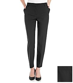 Jones New York Collection® Slim Ankle Pants
