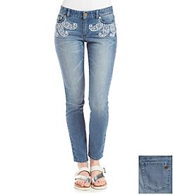 MICHAEL Michael Kors® Studded Skinny Jeans