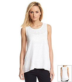 MICHAEL Michael Kors® Embroidered Tank