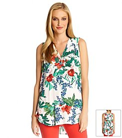 Karen Kane® Tropical Top