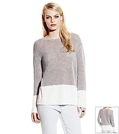 Vince Camuto® Marled Colorblock Tunic