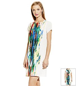 Vince Camuto® Artistic Composition Dress