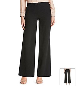 Robert Rodriguez® Solid Wide Leg Pants