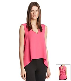 Robert Rodriguez® High-Low Sleeveless Top