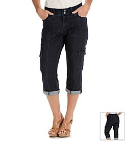 Lee Platinum Label® Relaxed Fit Spirit Cargo Capri