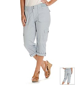 Lee® Relaxed Fit Spirit Cargo Capri