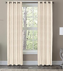 Veratex® Chenille Luxe Grommet Window Panel