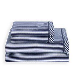 Tommy Hilfiger® Navy Cornwall Sheet Set